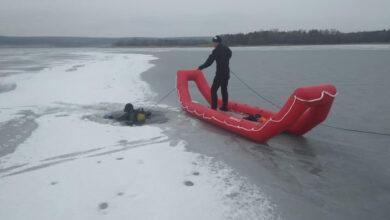 Photo of В Харківській обл. двоє рибалок провалилися під лід і потонули, – ДСНС