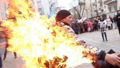 Photo of Самопідпал біля Офісу президента: Стали відомі подробиці події