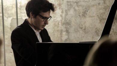Photo of У Львові виступить італійський піаніст Федеріко Брікетто