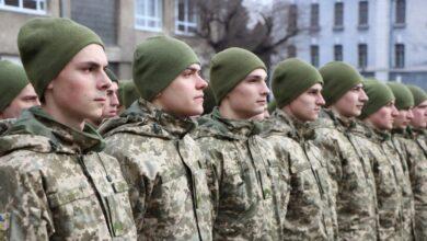Photo of В Академії сухопутних військ відбувся випуск молодих військових