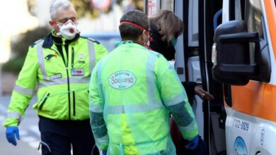 Photo of У Італії зросла кількість померлих від коронавірусу