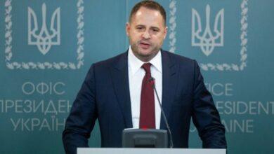 Photo of Офіс президента контролює наявність медичних масок в аптеках, – Єрмак