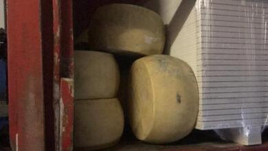 Photo of Прикордонники затримали вантажівку з 2 т контрабандного сиру