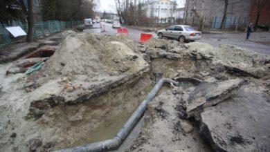Photo of Як у Львові триває ремонт вулиці Данила Апостола