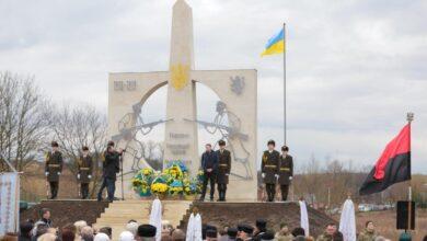 Photo of У Городоцькому районі відкрили меморіал «Героям Вовчухівської офензиви»