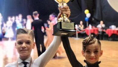 Photo of Юні стрияни вибороли перемогу на чемпіонаті України з бальних танців