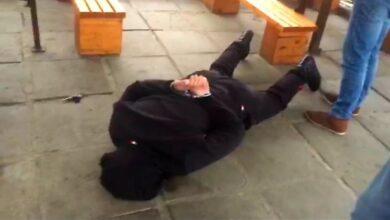 Photo of У Дрогобичі затримали двох чоловіків, які вимагали гроші у підприємця