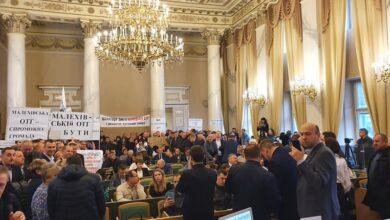 Photo of Мешканці громад зірвали засідання щодо формування ОТГ на Львівщині