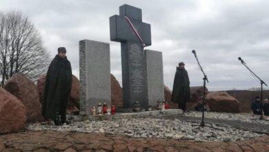 Photo of Українці та поляки спільно вшанували пам'ять загиблих у Гуті Пеняцькій