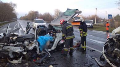 Photo of Потужна ДТП на Стрийщині: загинуло дві людини