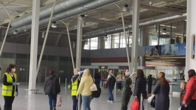 Photo of У львівському аеропорту мірятимуть температуру всім прибулим пасажирам