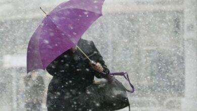 Photo of Тиждень у Львові розпочнеться з мокрого снігу та сильного вітру