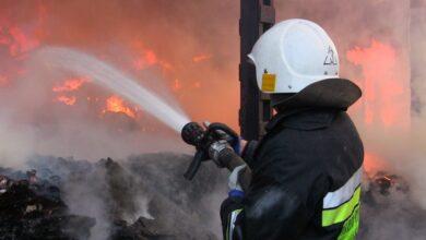 Photo of У пожежах на Львівщині загинули дві людини