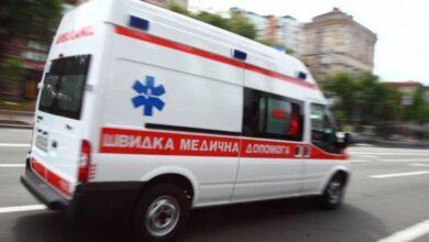 """Photo of На бригаду """"швидкої"""" напали невідомі в Харкові: постраждав лікар"""