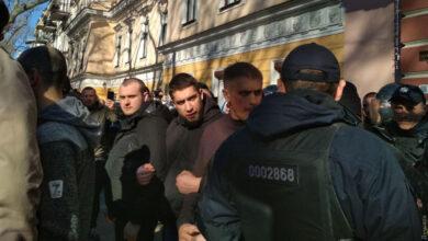 Photo of Рабіновича мають висунути кандидатом у мери Одеси: у центрі міста почалися заворушення – відео