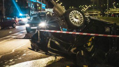 Photo of Жахлива аварія у Києві: пасажир загинув, водій у критичному стані – фото