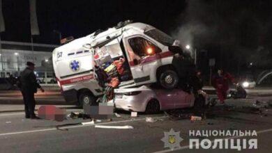 Photo of У Вінниці сталася кривава ДТП за участю швидкої: відео