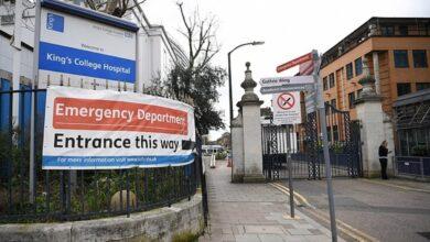 Photo of У лондонській лікарні, де від Covid-2019 померли 8 пацієнтів, покінчила з життям медсестра
