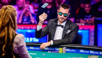 Photo of Брутальний італієць став героєм покерного фото року