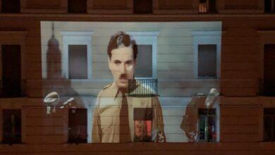 Photo of В Італії транслювали фільми на будівлях: промовисте відео