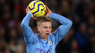 """Photo of """"Манчестер Сіті"""" переглядає на позицію Зінченка відразу трьох футболістів"""