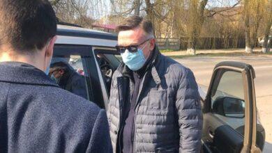 Photo of Як затримували ексглаву МЗС Кожару: з'явилось відео