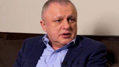 """Photo of Суркіс відреагував на можливу зміну головного тренера """"Динамо"""""""