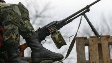 Photo of Бойовики дев'ять разів обстріляли українські позиції, обійшлося без втрат