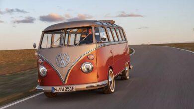 Photo of Volkswagen перетворила культовий мікроавтобус 60-х в електрокар: фото