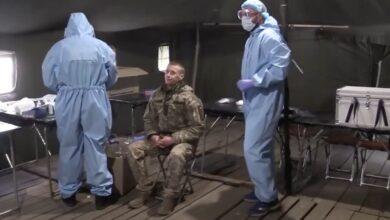 Photo of Коронавірус на Донбасі: військовим почали робити тести – відео