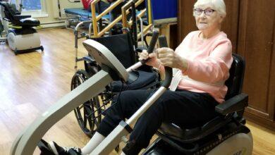 Photo of 90 річна американка, яка нещодавно пережила інсульт, поборола коронавірус