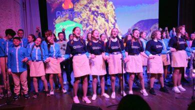 Photo of Окупанти в Криму зігнали дітей на концерт у розпал поширення коронавірусу: фото