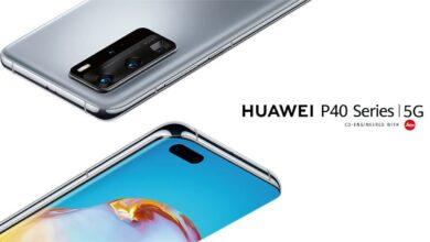 Photo of Лінійку смартфонів Huawei P40 представили офіційно: характеристики та ціна