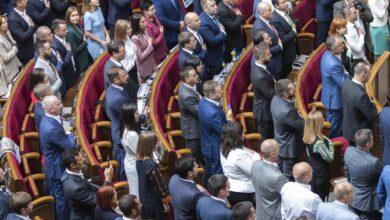 Photo of Як захищатимуть від коронавірусу депутатів під час позачергового засідання: фото