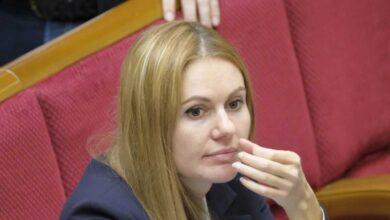 Photo of У нардепки Анни Скороход підтвердили коронавірус