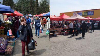Photo of Під час епідемії коронавірусу в анексованому Криму організували масові ярмарки: фото