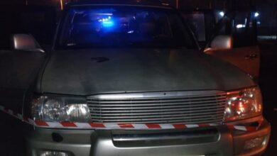 Photo of Вбитого поліцейського знайшли в багажнику авто в Нікополі