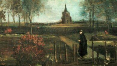 Photo of Картину Ван Гога викрали з музею у Нідерландах, закритого на карантин