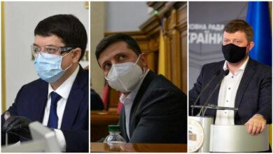 Photo of Люди в масках у Раді: як депутати захищалися від коронавірусу під час позачергових сесій – фото