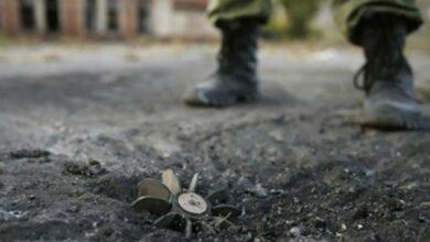 Photo of Український військовий підірвався на міні на Луганщині: він у важкому стані