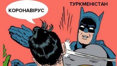"""Photo of У Туркменістані виловлюють людей в масках: влада заборонила слово """"коронавірус"""""""