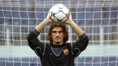 """Photo of Легендарний воротар """"Барселони"""" Рюшту Речбер потрапив у реанімацію через коронавірус"""