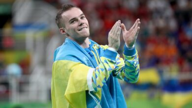 Photo of Верняєв став найкращим спортсменом місяця в Україні і знову зрівнявся з Харлан