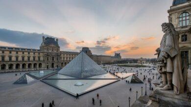 Photo of Лувр тимчасово закрили для відвідування через коронавіруса