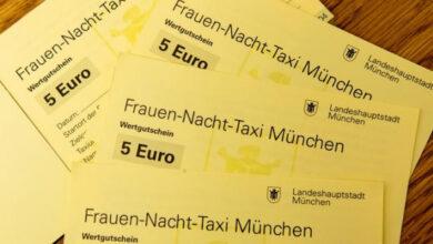 Photo of Влада Мюнхена за рахунок бюджету почала частково оплачувати нічне таксі для жінок
