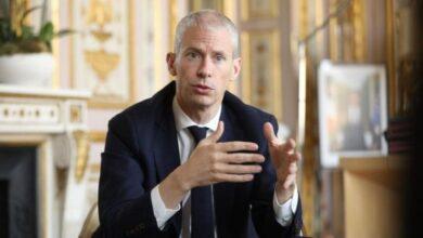 Photo of У міністра культури Франції Рістера виявили коронавірус