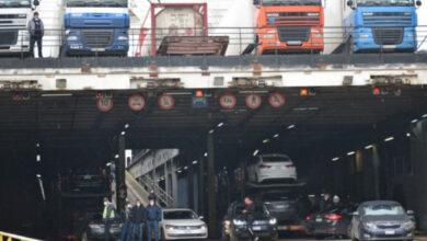 Photo of Після закриття авіасполучення частина людей повертається до України поромом
