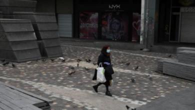 Photo of У Греції без дозволу влади заборонено виходити на вулицю, штраф – 150 євро