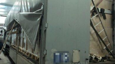 Photo of СБУ припинила незаконне вивезення в країни ЄС 40 тисяч медичних халатів
