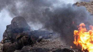 Photo of Бойовики обстріляли вантажівку ЗСУ на Донбасі, яка розвозила продукти харчування, двоє бійців постраждали